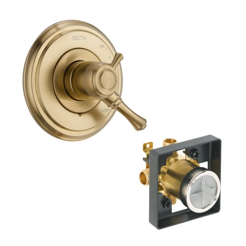 Cassidy Valve Only Kit Pressure-Balance Dual-Function Cartridge, Champagne Bronze Champagne Bronze - Delta KVODCA-T17097-CZ