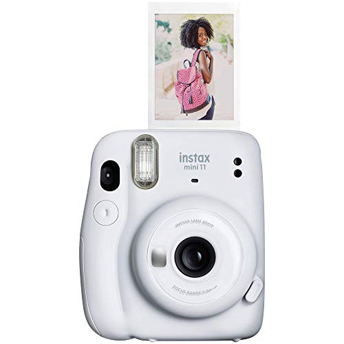 Image of Fujifilm Instax Mini 11 Instant Camera - Ice White