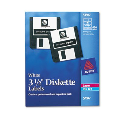 Avery Diskette Label - Avery 3.5