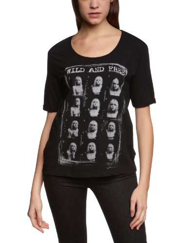 SELECTED Camiseta Negro