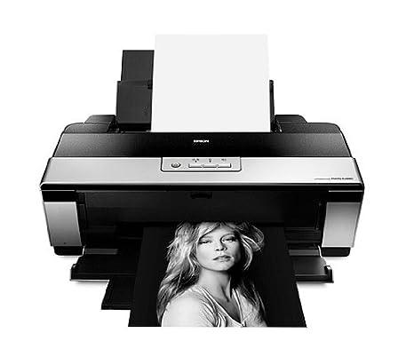 Epson Stylus Photo R2880 - Impresora de Tinta Color, 9 ppm, A3 ...