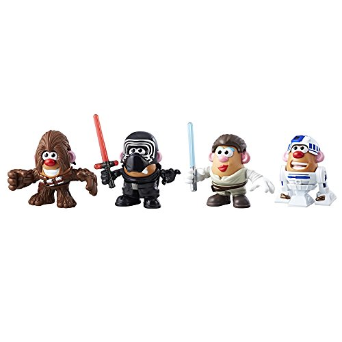 (Mr Potato Head Playskool Friends Star Wars Mini Multi-Pack)