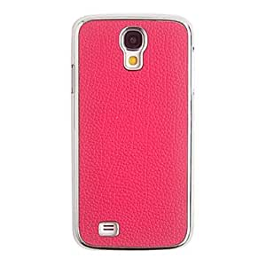 Lagging Back Case for Samsung Galaxy S4 I9500(Assorted Color) --- COLOR:Black