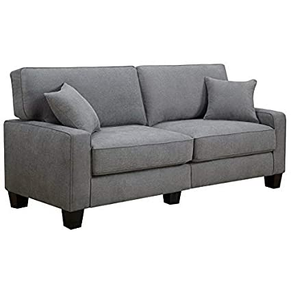 Amazon.com: Hebel Palisades Collection 78 in. Sofa | Model ...