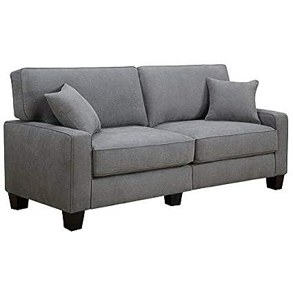Amazon.com: Hebel Palisades Collection 78 in. Sofa | Model ...