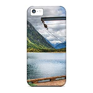 Case Cover, Fashionable Iphone 5c Case - The Little Known Submarine Secret Dropoff Location In Lost