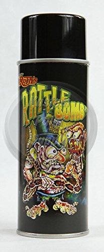 Lil' Daddy Roth Rattle Bomb All-In-1 - Daffodil Killer - 12oz Aerosol
