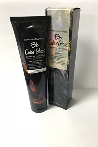 Bumble and Bumble Color Gloss Clear 5 oz