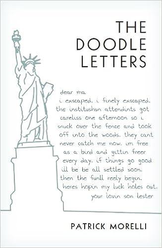 The doodle letters patrick morelli 9781614680031 amazon books altavistaventures Images