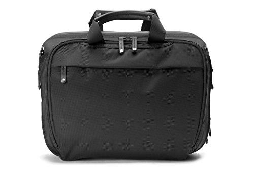 Booq SDP-BLKN Saddle Pro Briefcase, Black-nylon by Booq