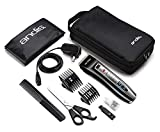 Andis Select Cut 5-Speed Adjustable Blade Cordless Clipper Kit, 10pc, Black