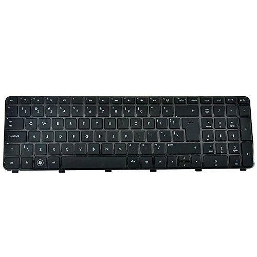 Eathtek Replacement Keyboard for HP Pavilion DV7-6100 DV7-60