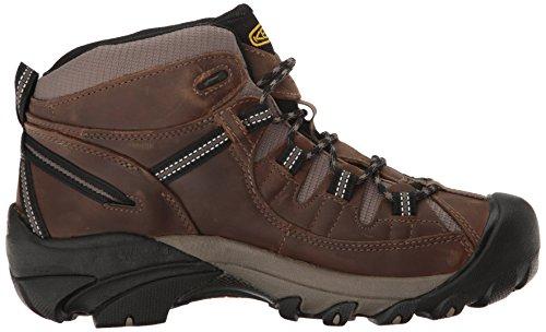 keen men's targhee ii wide hiking shoe