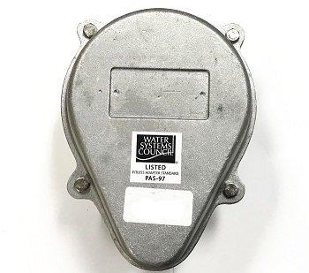 Campbell SC-5 Aluminum/ABS Well Cap