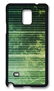 Adorable Blurred Visions Hard Case Protective Shell Cell Phone Samsung Galaxy Note4