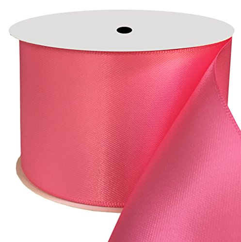 Duoqu 2 inch Wide Double Face Satin Ribbon 10 Yards Hot ()