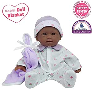 Amazon Com Jc Toys La Baby 11 Inch African American