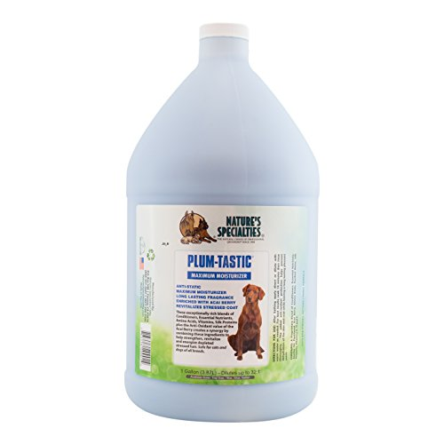 Nature's Specialties Plum-Tastic Maximum Moisturizer for Pets