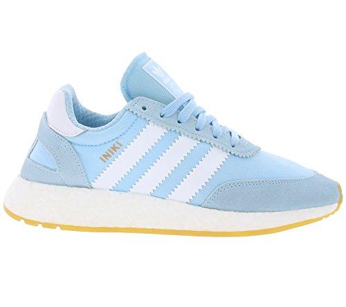 Damen Gum3 adidas Sneaker Ftwbla Azuhie Blau Runner W Iniki Rosa gx1617d