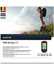 Garmin Kaart Topo Benelux Pro, op Micro SD 2019