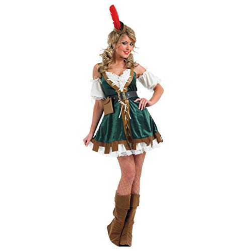 fun shack Womens Robin Hood, Large -