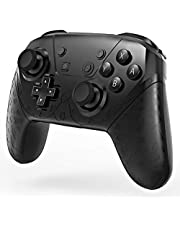 OCDAY Controller Switch Wireless Joystick Gaming Switch Gamepad ondersteunt Turbo, 6-Axis Gyro, Dual Vibration voor Switch/Lite