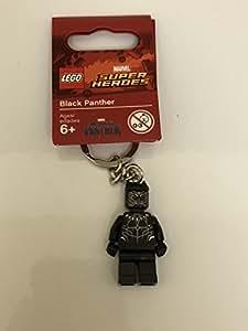 LEGO Black Panther Keychain