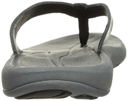 Flip Black Caprizee Shark Athletic Columbia Women's Leather Sandal q8ZYwP
