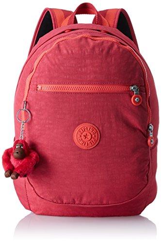 Kipling Clas Challenger Punch Pink C (Challenger 2 Backpack)