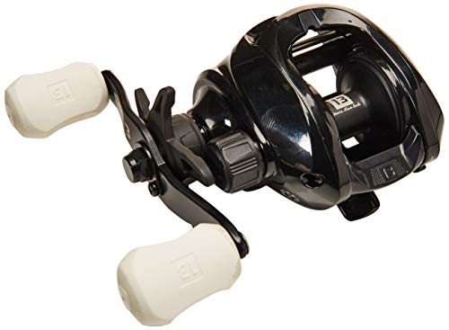 13 Fishing - Origin A - 8.1:1 Gear Ratio - Left Handed Baitcast Fishing Reel - - Reel Lh Baitcast