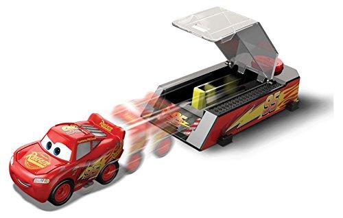 Disney Pixar Cars 3 Mini Racers Launcher