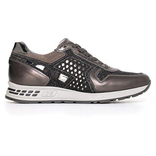 basses Giardini Nero Sneakers Anthracite femme wBfnRgqO