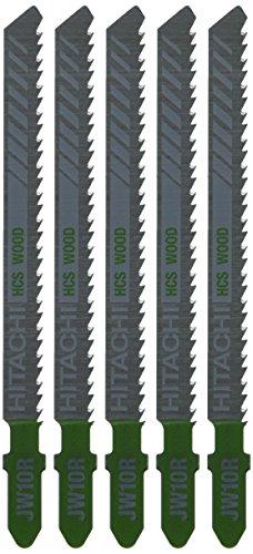 "Hitachi 725383 4""Hcs Wood Pvc Jigsaw Blade 5 Piece"