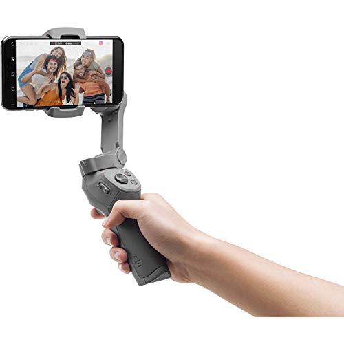 DJI Osmo Mobile 3 Handheld Smartphone Foldable Gimbal Combo Kit - CP.OS.00000040.01