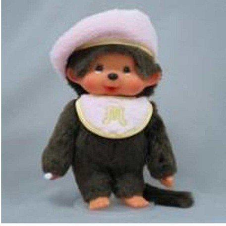 Monchhichi stuffed/pastel beret Monchhichi S (girl/Light Pink) [223053]