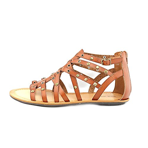 Nine West Attractir Fibra sintética Sandalia Gladiador