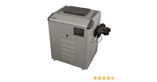 Zodiac Legacy LRZ250EP Digital Control 250K BTU Propane Gas Polymer Header Heater