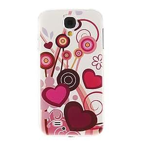 YULIN Teléfono Móvil Samsung - Cobertor Posterior - Gráfico - para Samsung S4 I9500 ( Multi-color , Plástico )