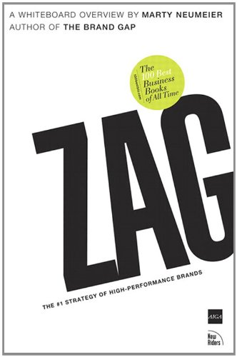 Download ZAG: The #1 Strategy of High-Performance Brands Pdf