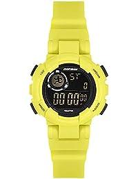 Relógio Unissex Mormaii Nxt Digital MO1800AB/8V - Verde Limão
