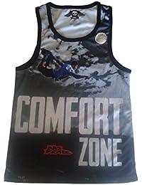 Mens Wakeboarding Comfort Zone Tank Top Shirt (L 42/44)