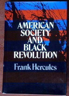 American society and Black revolution