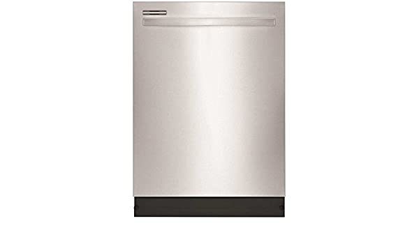 "Amazon.com: 24"" 55 dBA Built-In Dishwasher with SoilSense Cycle Finish:  Stainless Steel: Appliances"