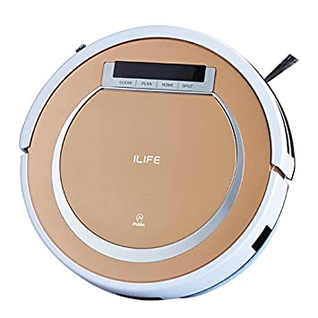 ilife X5 Smart Robotic Aspiradora con inteligente mando a distancia 2 en 1 en seco húmedo kehr Robot: Amazon.es: Hogar