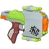 Lança Dardo Nerf Zombie Sidestrike Hasbro Verde