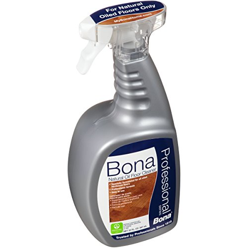Bona BonaKemi USA WM701151001 Hardwood Floor Cleaner Natural Oil Floor Cleaner Pro 32oz by Bona (Image #1)