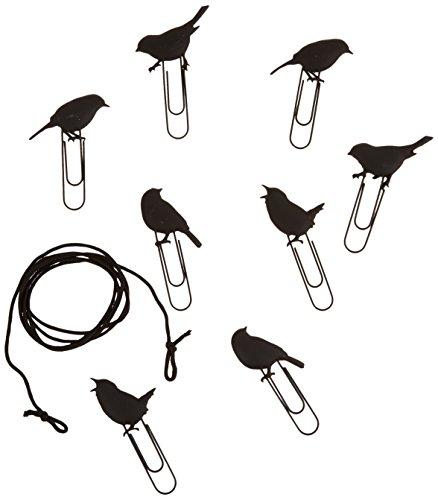 bird paper clips - 3