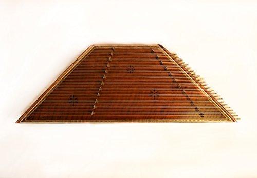 12 Bridge Santoor Santour Sadeghi with a Hard Case and Accessories by Sadeghi