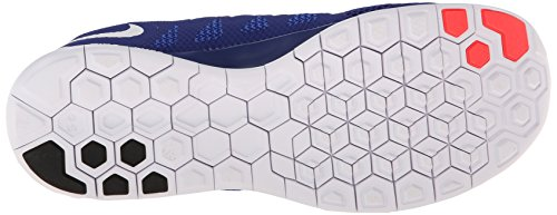 para Nike neonrot blau Zapatillas 0 5 mujer Free PHITqa