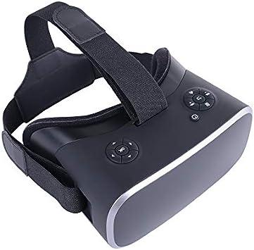 YHUOFTXRFLV VR Gafas Gafas 3D Realidad Virtual VR Todo en uno Auriculares Resolución 2560 * 1440 Entrada HDMI VR Box HD 2K para Xbox One PS 4 Host PC Games, 2560x1440: Amazon.es: Electrónica